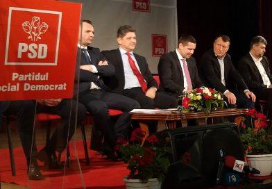 Ștefan/Titus/Stan noua formulă care va conduce PSD Dâmbovița