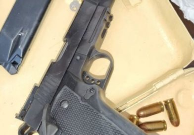 TÂRGOVIȘTE: Dosar penal pentru un târgoviștean ce nu a predat o armă