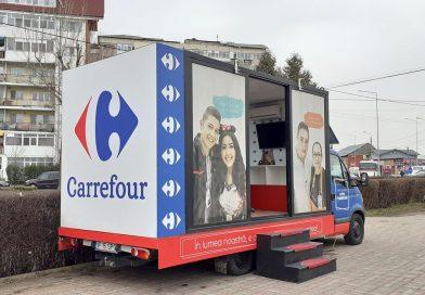 Carrefour Târgoviște, caravană de recrutare pentru hypermarketul din Mall. 200 de joburi disponibile