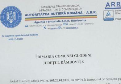 ARR nu are în competență rezolvarea situației de la Glodeni. Ce spune autoritatea rutieră