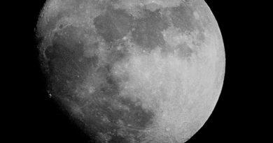 Eclipsă de Lună în această seară