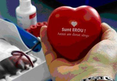 Apel umanitar! Donăm din nou sânge pentru viață!
