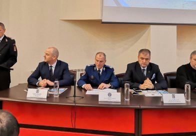 """Evaluarea activității ISU """"Basarab I"""" Dâmboviţa și a CJSU pe anul2019"""