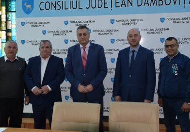 CJD face PUZ în zona industrială și de servicii Ulmi – Văcărești – Comișani pentru a încuraja investițiile