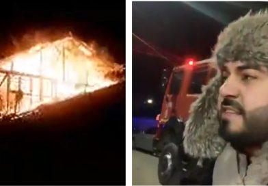 NICULEȘTI: Petiție publică pentru achiziționarea unei autospeciale de pompieri. Mai multe case au ars în ultima perioadă