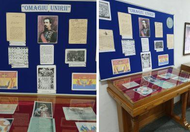 """""""Omagiu Unirii"""", expoziție la Muzeul Poliției Române din Târgoviște"""