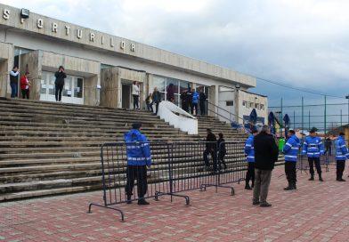 Măsuri de ordine publică la meciul de volei feminin CSM Târgoviște – FC Argeș