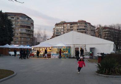 Târgul de mărțișoare (ediția a 15-a) vă așteaptă în Piața Mihai Viteazul