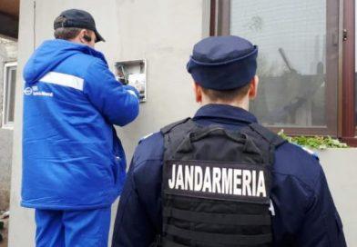 DRAGODANA: Bătrân cercetat pentru furt de energie electrică, cu ajutorul unei improvizații