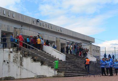 JANDARMERIA DÂMBOVIȚA: Măsuri de ordine publică la meciul de volei feminin CSM Târgoviște – CSU Belor Galați