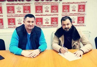 Vlad Oprea câștigă un aliat! Liderul Pro România Titu i s-a alăturat în PSD