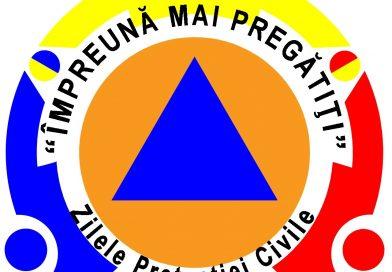 """ISU DÂMBOVIŢA: """"ÎMPREUNĂ MAI PREGĂTIȚI!""""-Ziua Protecției Civile"""