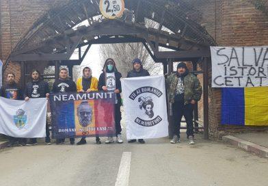 """Amer1knu și Asociația Neamunit: """"SALVAȚI ISTORIA CETĂȚII !!!"""". Poarta Dealu Vânătorilor ne """"strigă""""…"""