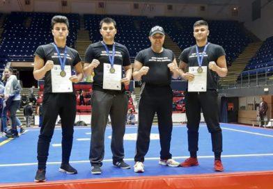 "WUSHU – KUNG FU: ""Am comis-o din nou"" – Familia Marin și alte medalii de aur!"