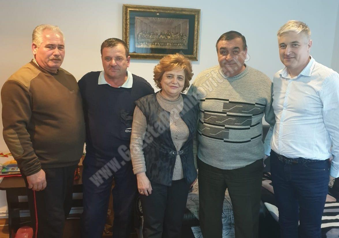 Fostul primar al comunei Ocnița s-a alăturat echipei PMP Dâmbovița