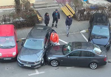 Târgoviște: Patru dintr-o lovitură! E nevoie de limitatoare