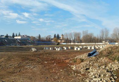 """PNL Târgoviște: """"Tribuna a II-a a fost demolată pe baza unei expertize false. Poate nu trebuia demolată…"""""""