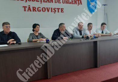 DÂMBOVIȚA Covid-19: În timp ce colegi din țară dezertează, medicii dâmbovițeni strâng rândurile