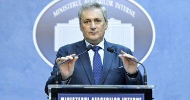 Ministerul Internelor, Marcel Vela, vine, mâine, în Dâmbovița