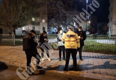 Nu se potolesc! Ce explicații au târgovișteniigăsiți pe străzi după miezul nopții (VIDEO)