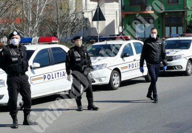 ATENȚIE! Polițiștii sunt pe străzi! De mâine, amenda minimă este mare!