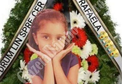 Durerea s-a terminat pentru Rafaela! Trupul firav al micuței nu a mai rezistat cancerului