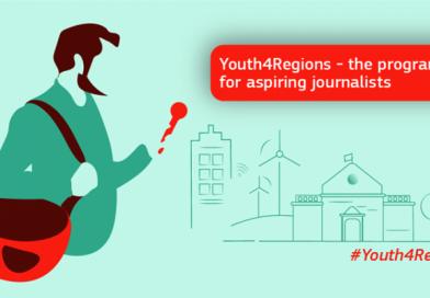 CE a lansat concursul dedicat tinerilor jurnaliști Youth4Regions