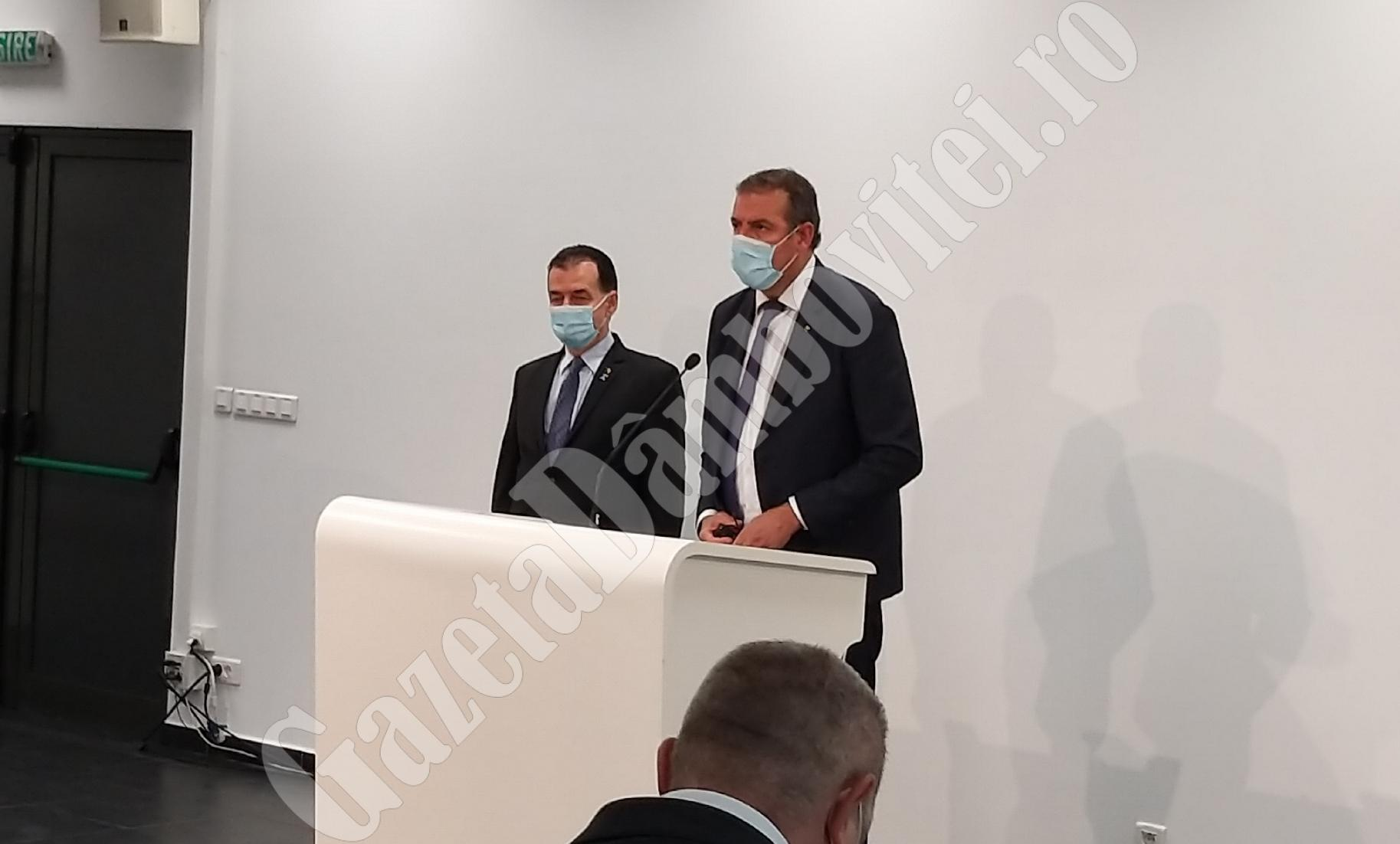 Orban a anunțat, la Titu, deblocarea proiectului lărgirii la 4 benzi a tronsonului Bâldana – Titu