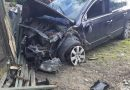 DÂMBOVIȚA: Bătrână omorâtă în curte, de un șofer care a intrat cu viteză într-o curbă