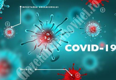 DÂMBOVIȚA: 219 cazuri de noi infectări Covid-19, în ultimele 24 de ore. Am trecut de 11.000 în total