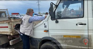 ATENȚIE: A început confiscarea mașinilor cu care se transportă și depozitează gunoaie ilegal