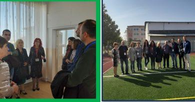 Proiect Erasmus la Liceul Tehnologic de Transporturi Auto