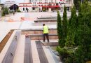 Târgoviștenii se vor putea plimba, din nou, prin Piața Tricolorului de luna viitoare. Ce se va întâmpla cu târgurile și concertele