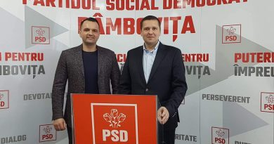PSD Dâmbovița întinerește! Modificări în structura listelor pentru consilii, dar și a candidaturilor de primari