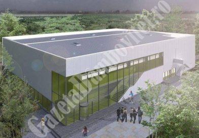 CNI va finanța o sală de sport, la Ulmi