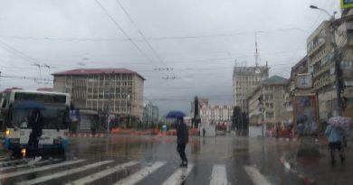 DÂMBOVIȚA: Primăvară capricioasă! Cât ține vremea ploioasă și rece?I