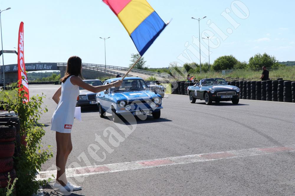 Bucharest OnTrack Fest: 107 concurenți pe pistele de la Crevedia. Din păcate, fără spectatori