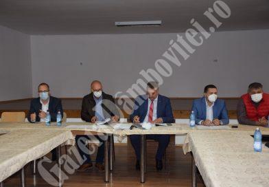 Contracte de execuție pentru cele mai circulate drumuri județene de pe Valea Dâmboviței