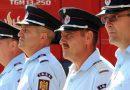 """Ceremonie de """"despărțire"""" pentru patru cadre ale ISU Dâmbovița. Ies la pensie!"""