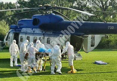 Doi dintre pacienții în stare gravă au murit în timpul transportului