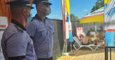 Actiunile de prevenire ale autorităților au continuat si in acest weekend