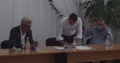 Primăria Dragodana a semnat proiectul de extindere a rețelei de gaze în satele Picior de Munte, Boboci și Pădureni