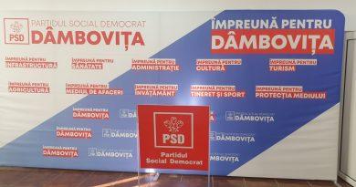 CEx al PSD Dâmbovița a validat candidaturile pentru funcțiile de primar. Lista completă!