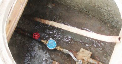 BRĂNEȘTI: Un bărbat a fost găsit decedat într-un cămin de apometru