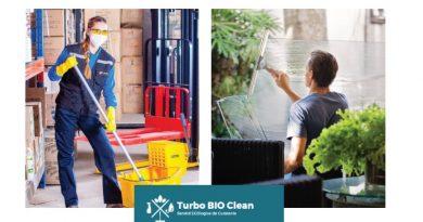 Lasă curățenia de vară în seama Turbo Bio Clean! Servicii profesionale de curățenie civilă sau industrială