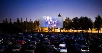 TÂRGOVIȘTE: Cinematograf în aer liber, cu vizionare din autoturism. Când se deschise