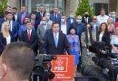 PSD Dâmbovița a depus, astăzi, dosarele de candidatură pentru Consiliul Județean