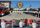 "Avansări în grad și treceri în rezervă la ISU ""Basarab I"" Dâmboviţa"