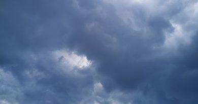 Ploile își fac de cap în Dâmbovița. Iar suntem sub Cod Galben!