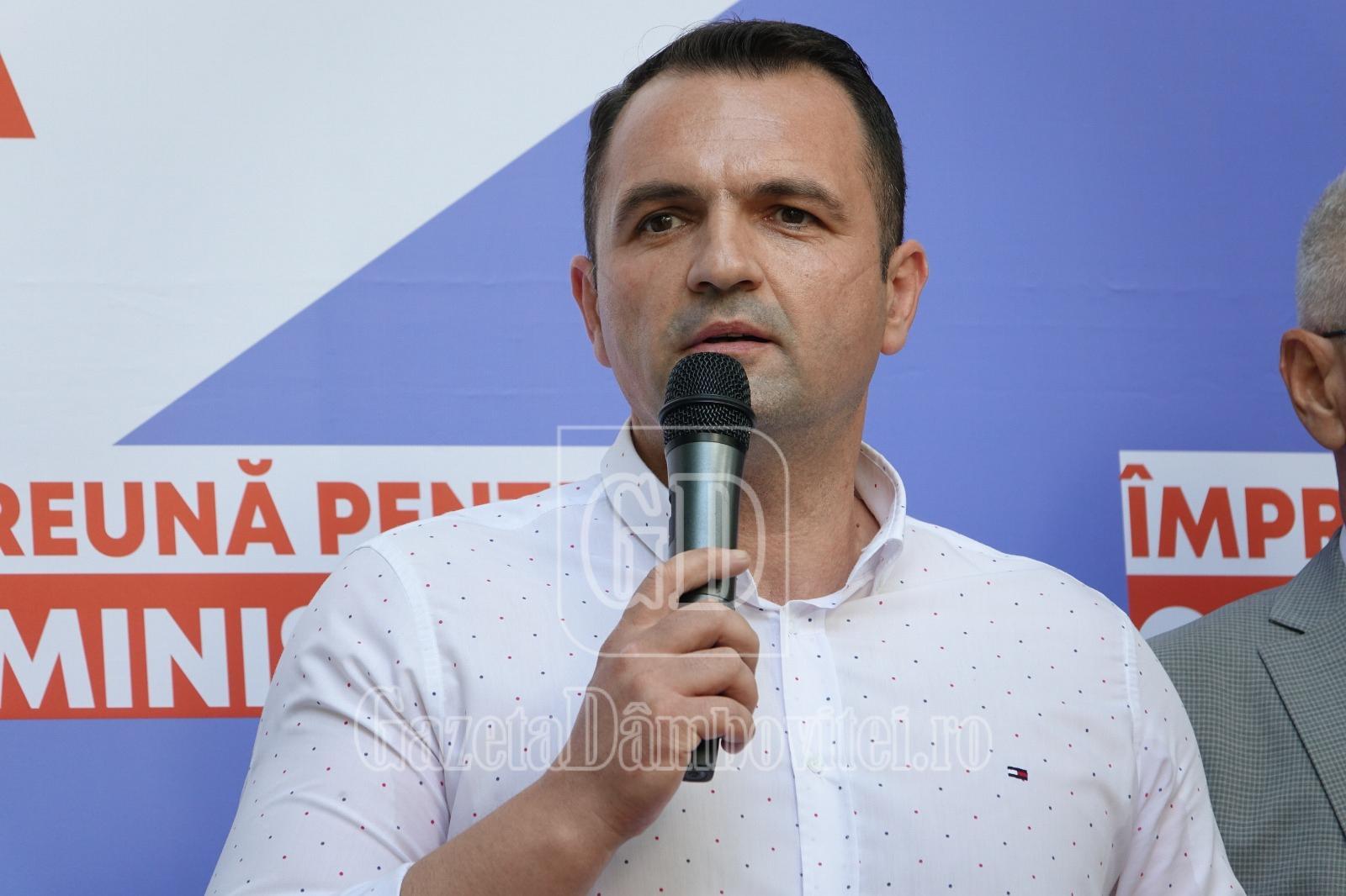 Cristian Stan, replică la conferința PNL ținută pe Centură. Ce spune primarul municipiului